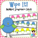 Number Sequencing ● Missing Numbers ● Write and Wipe ● Num