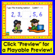 Boom Cards™ Number Sequence to 20 - Interactive Self-Chcking Digital Cards