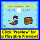 Boom Cards™  Number Sequence to 100 - No Prep! Paperless! Pirate Theme