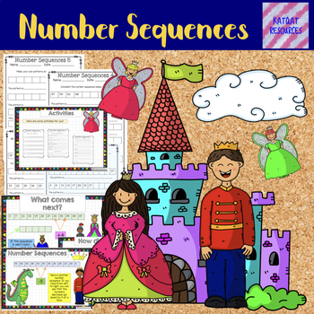 Number Sequences - No Prep Lesson