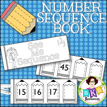 Sequencing ● Missing Numbers ● Write On ● Number Practice ● Counting