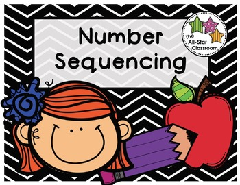 Number Sequencing Freebie