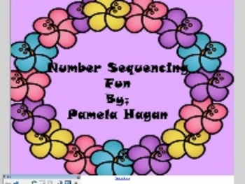 Number Sequencing Fun