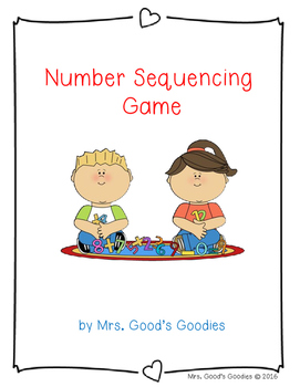 Number Sequencing Game