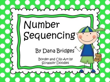 Number Sequencing to 50