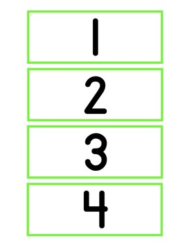 Number Sets - Composing and Decomping Numbers - Base Ten