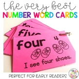 Sight Word Cards