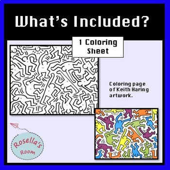 Number Skills Coloring Activity