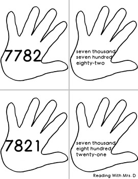 Number Slap Hands to 10000