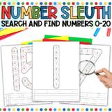 Number Sleuth Bundle 0-20