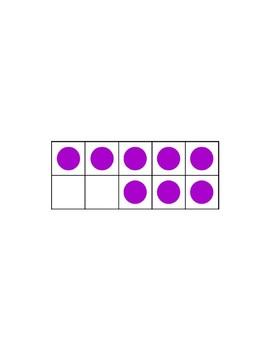 Number Smart Subitizing 0-20: The BEST Subitizing Practice EVER! PPT Version