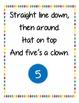 Number Poems 1-10