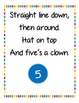 Number Poems 1-10