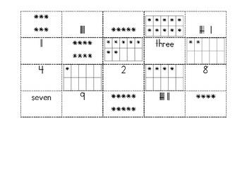 Number Sort 1-10