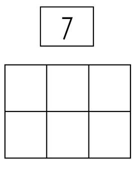 Number Sort 6-9
