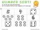 Number Sorting Activity: Making Math Visual