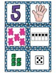 Number Sorting Cards 1-10