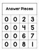 Number Sorting Mats (0-30)