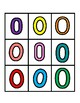 Number Sorting Mats (Numbers 0-30)