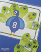 Number Sorting Mats: Peacock 1-10 Number and Counting Activities