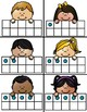 Number Counting and Subitizing Cards
