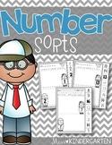 Number Sense Activities Number Sorts 1-20