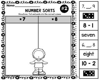 Number Sorts