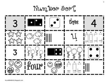 Number Sorts - Sort 5