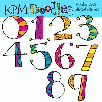 KPM Number Soup