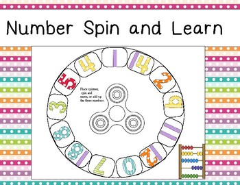 Number Spin and Learn