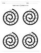 Number Spirals