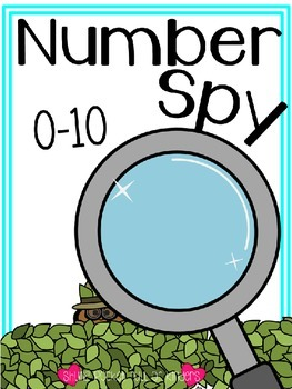 Number Spy 0-10
