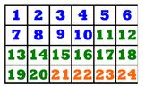 Number Squares