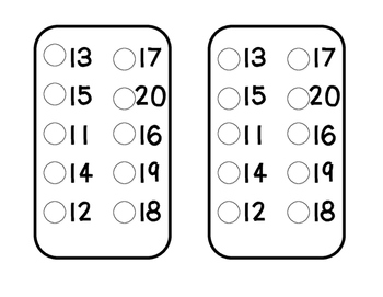 Number Sticker Book 1-30