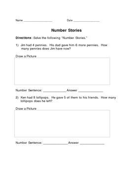 Number Stories 2