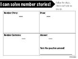 Number Stories