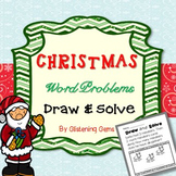 Number Stories - Addition word problems - Christmas Theme