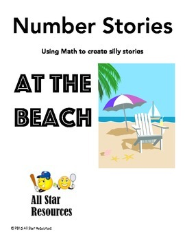 Number Stories - At the Beach