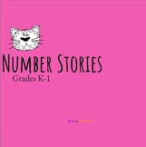 Number Stories using Addition to 10-Primary Grades