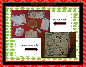 Number Story Mysteries - problem solving practice holiday edition