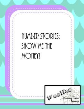 Number Story Practice: Money