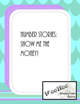 Number Story Practice: Money
