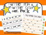 Number Strips and Number Grids Math Pack