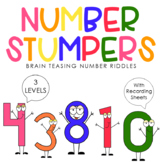 Number Stumpers {Brainteasing Number Riddles}