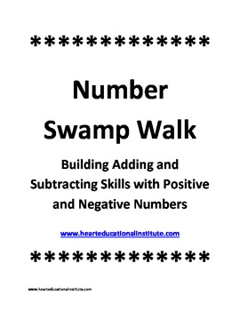 Number Swamp Walk