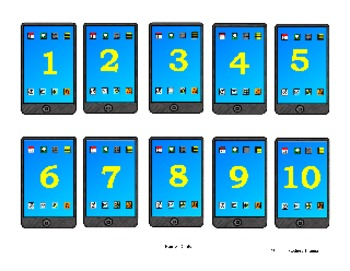Number Sync (Numbers 1-20)