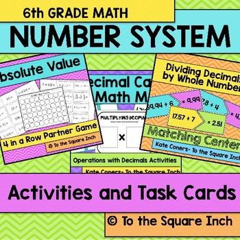 Number System Activities