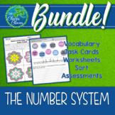 The Number System Bundle -7th Grade