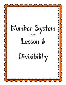 Number System - Divisibility