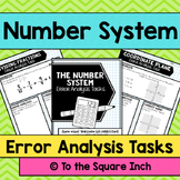 Number System Error Analysis